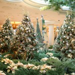 Holiday Decor at Wynn Hotel