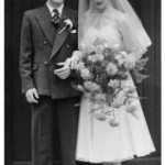 Throwback Thursday:: 1956 Wedding