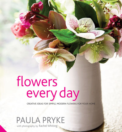 An interview with floral designer extraordinaire Paula Pryke
