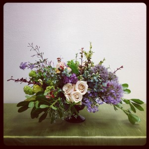 Compote, Wedding Flowers