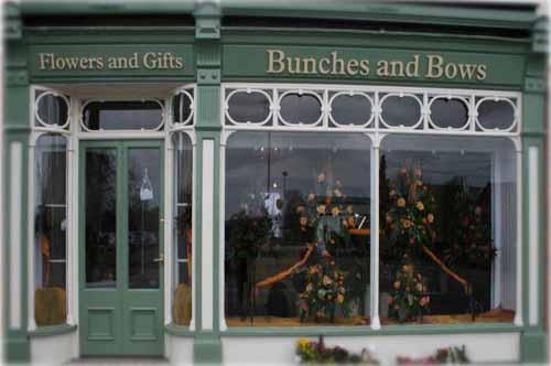 Charming Flower Shops