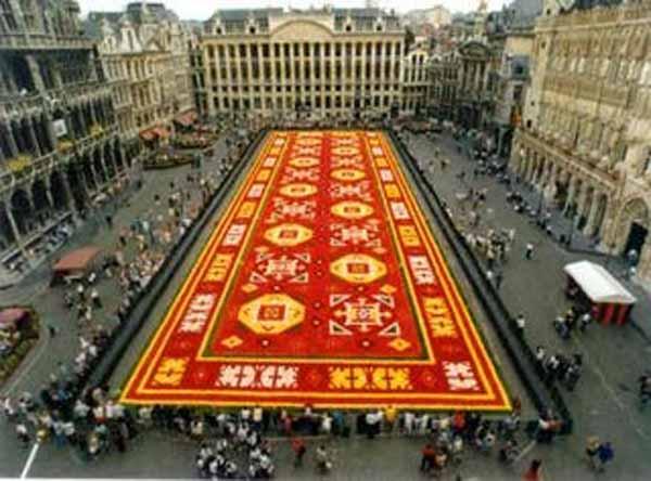 Flower Carpet of Belgium