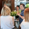 Christian Tortu Returns to FlowerSchool of New York!!!