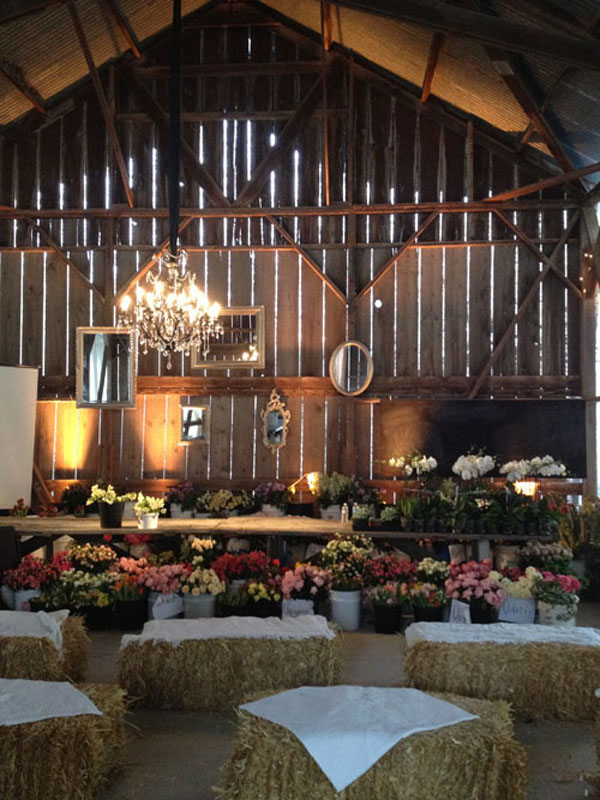 Florabundance Design Days at Dos Pueblos Ranch