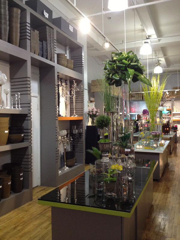 New York Flower District : Vasesource