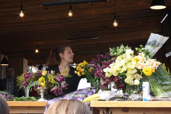 florist Ariella Chezar