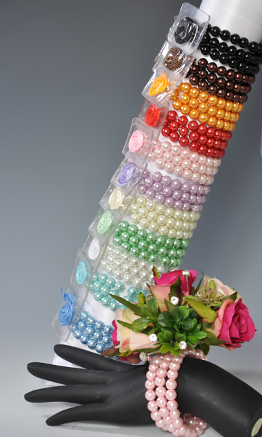 wristlet corsage bracelets