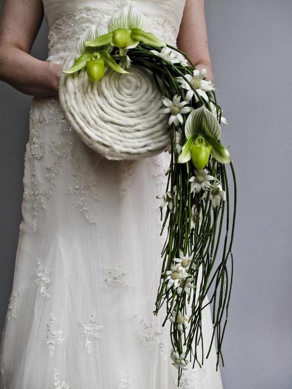 european style bouquet