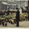 1910 New York City Flower Market
