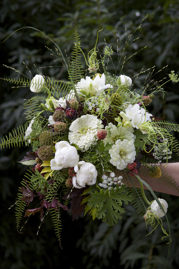 Woodland Bridal Bouquet by Linda Darnell