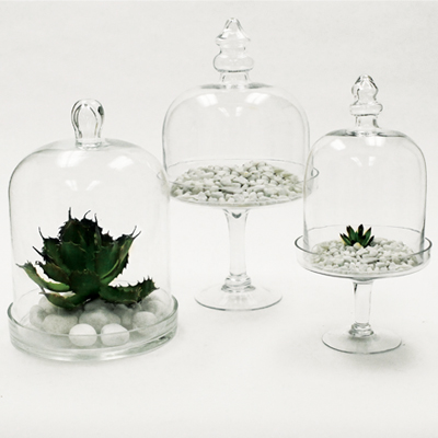 How sweet are these Cloches?  Available Via UCI / Unlimited Containers