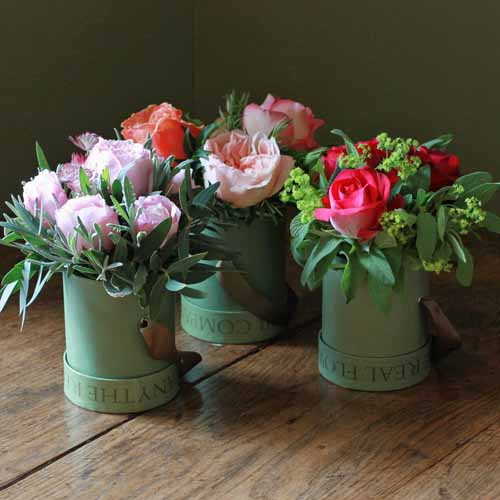 petite flower arrangements