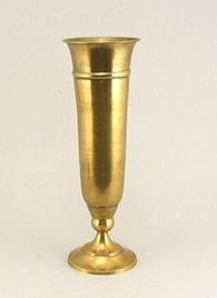 gold tall urn vase