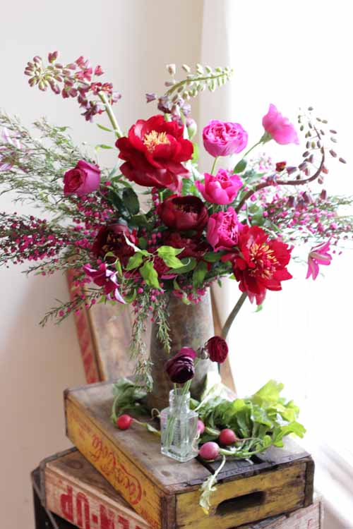 Fabulous Florist :: Sachi Rose, NYC