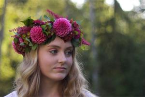 Floral Design Class Washington