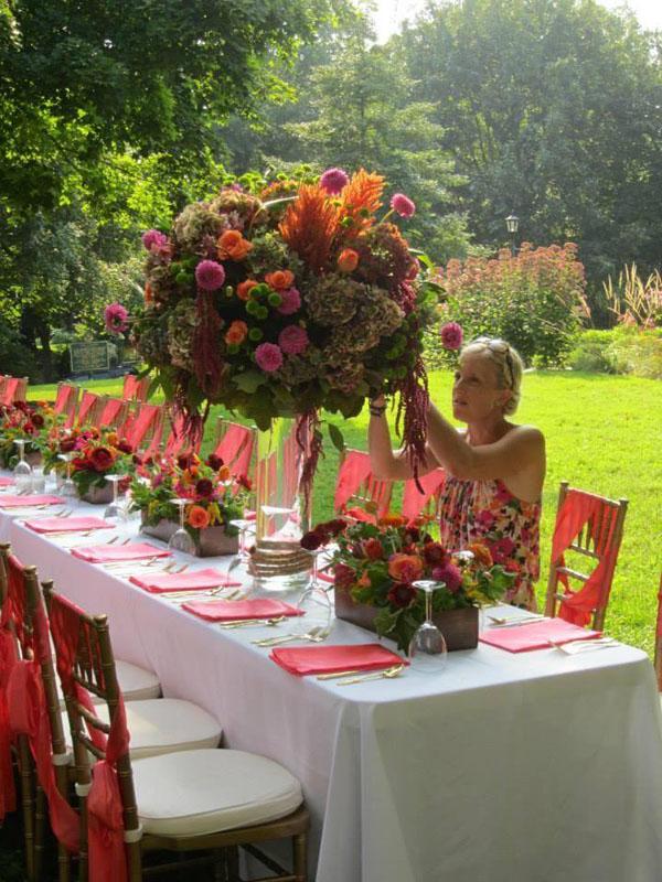 Florist Caroline Waller Ohio