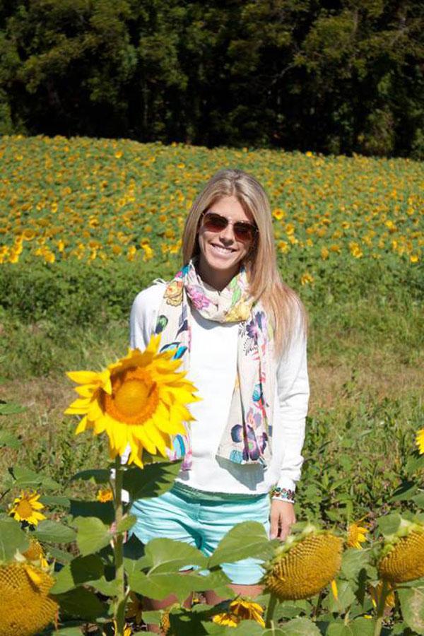 florist Jaclyn Gough Florida