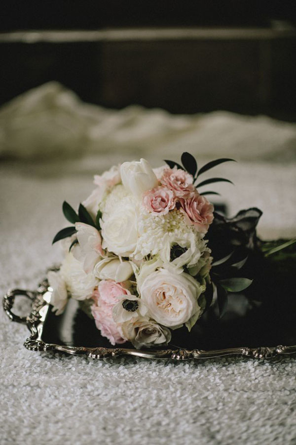 Maxit Flower Design, Joseph West Photography, Pink and White Flowers