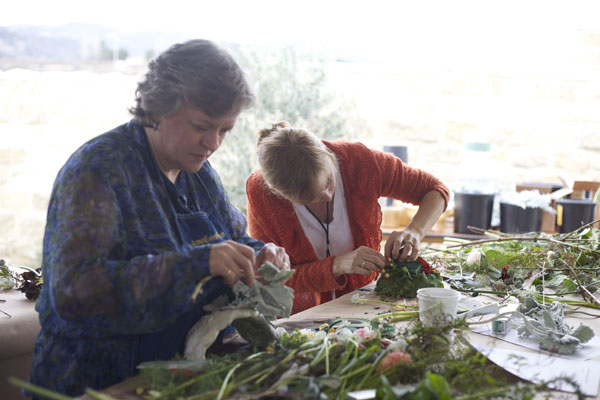 Colorado Florists Amy and Ria