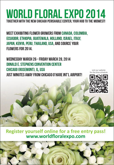 World Floral Expo 2014