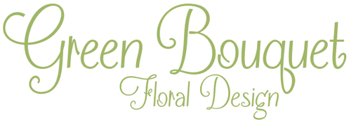 Green Bouquet Floral Design;