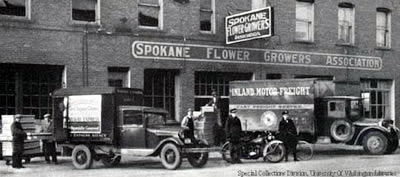 Spokane Flower Growers Association 1920