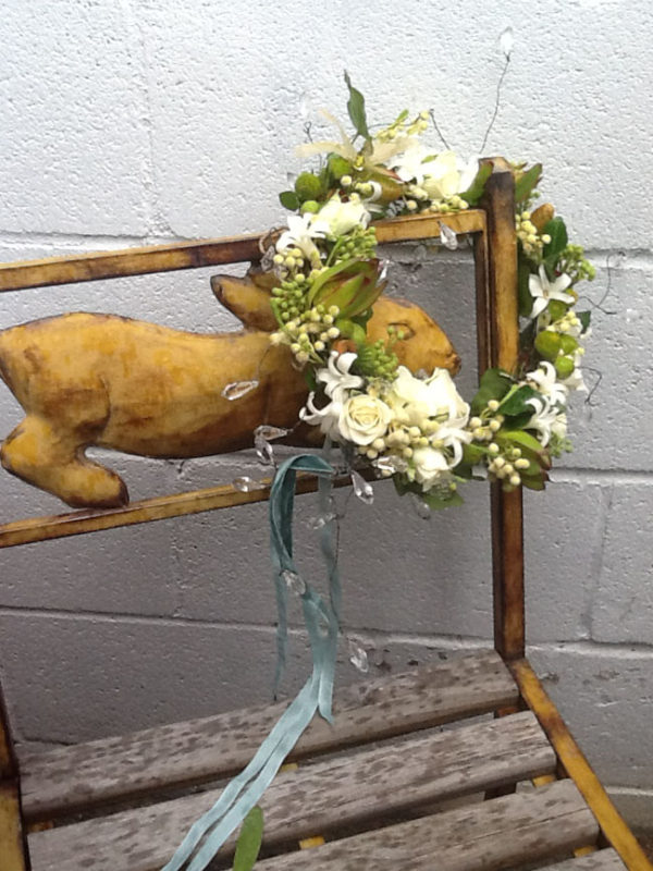 Mt Lebanon Floral Design, Flower Halo