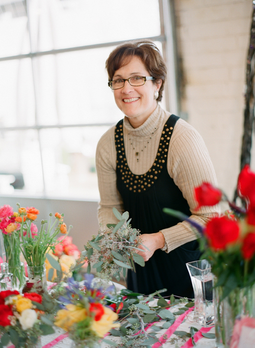 Sherry Donnelly - Gertie Mae's Floral Design