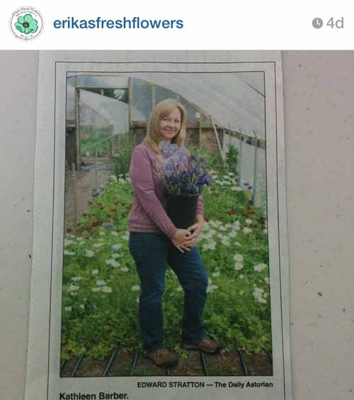erika's fresh flowers in oregon