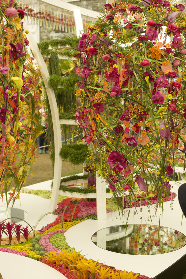 RHS Chelsea Flower Show – The Floral Designs