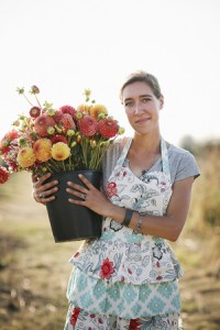 Erin Benzakein of Floret Flower Farm