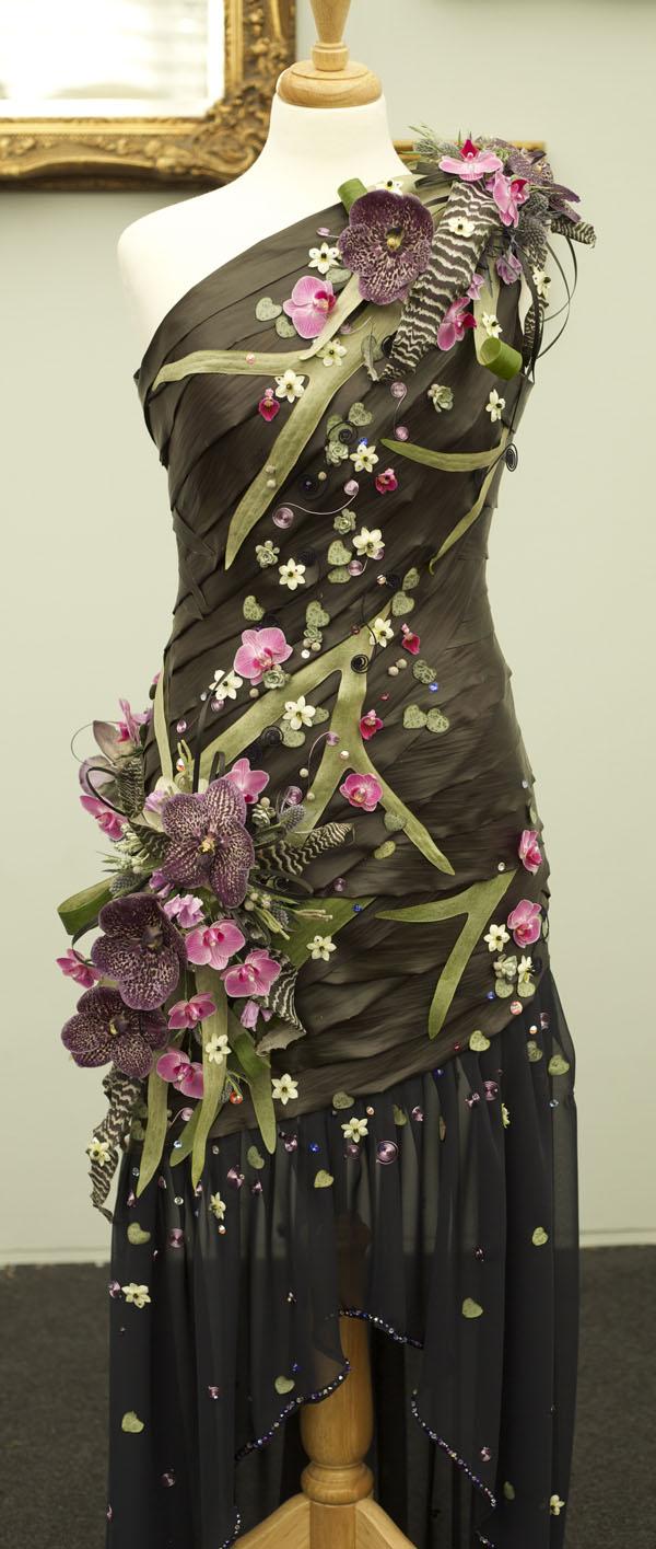 RHS Chelsea Flower Show - Katy Coleman of Lee Berrill Florist