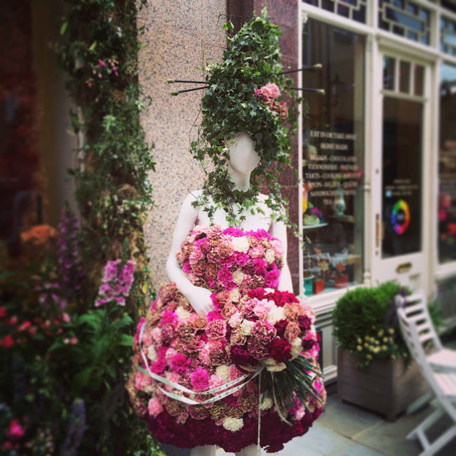 Chelsea In Bloom - Moyses Stevens - Flower Dress