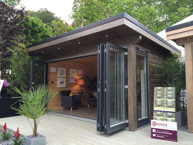 RHS Chelsea Flower Show - Art Studio, Garden Studio