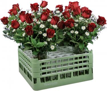 www.flowertote.com - transporting flower arrangements