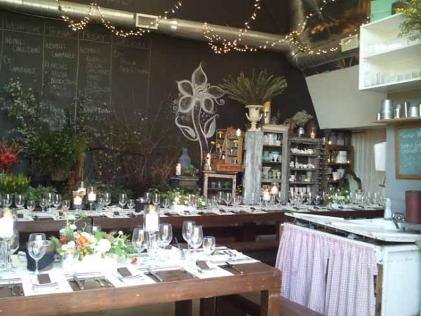 Dandelion Ranch flower shop