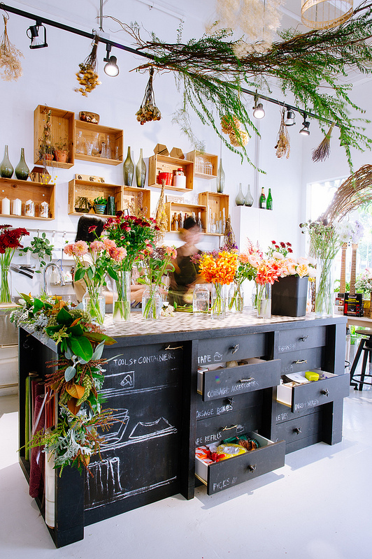 Flower Shops Flirty Fleurs The Florist Blog