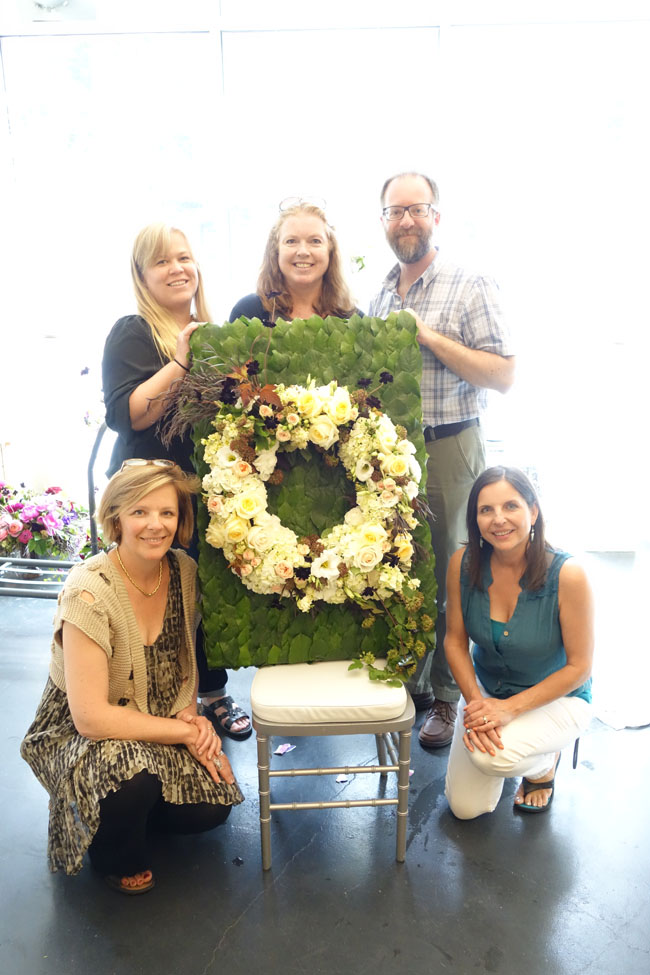 Greater Seattle Floral Association members