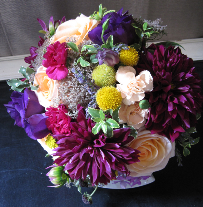 Fleurie Flowers, Reedley, California