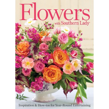 Book - Flowers with Southern Lady