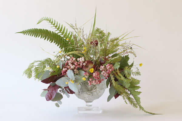 Flora Organica Designs - Fall Foraged Arrangements