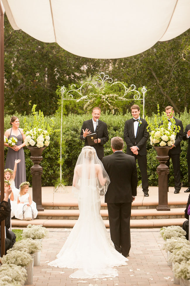 The English Garden LA - Ceremony Decor