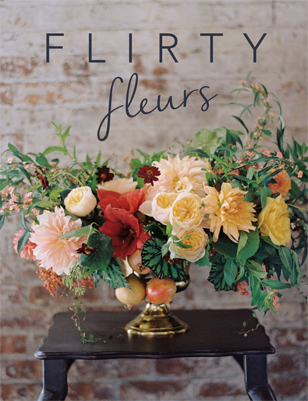 Flirty Fleurs Flower Magazine, Issue Three