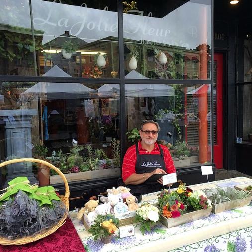 La Jolie Fleur Flower shop