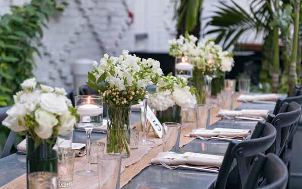 Aaron Bornfleth Studio, Andrea Layne Floral Designs