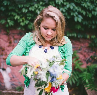 Krissy of Pollen Floral Design