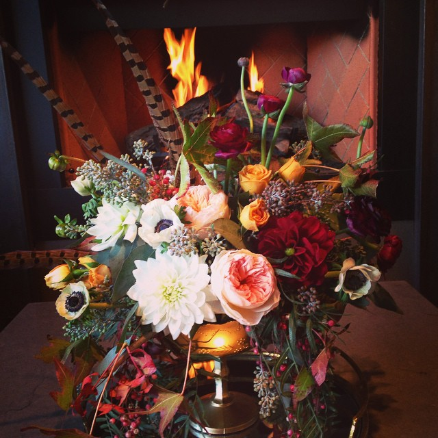 Somerset Design - Fall Floral Design