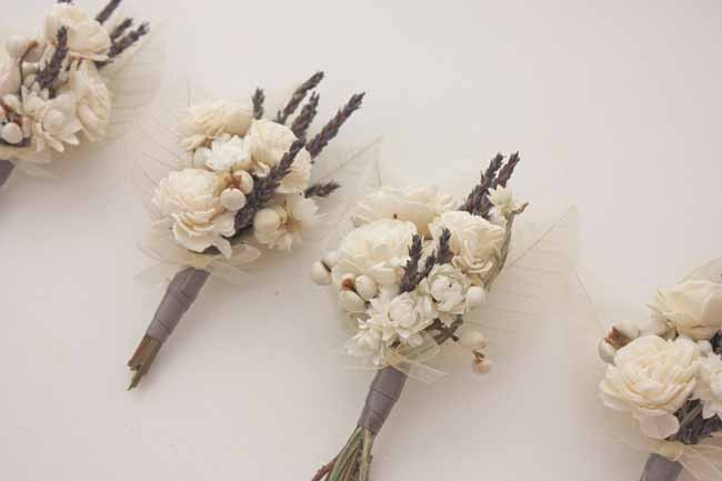 everlasting corsages