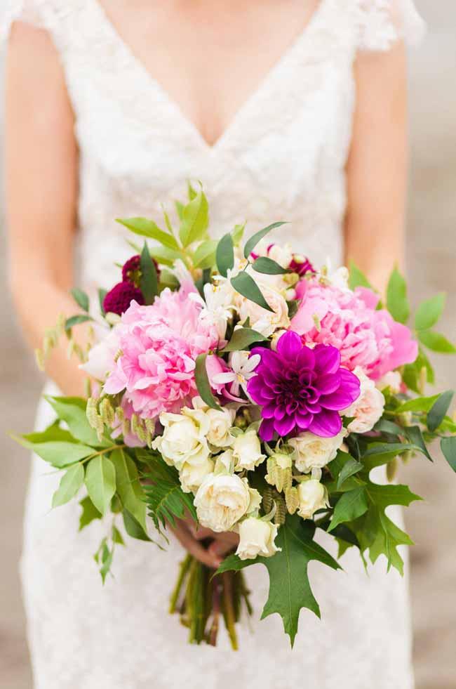 Flora Organica Bridal bouquet