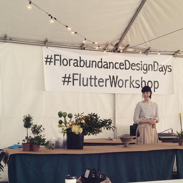 Florabundance Design Days 2015
